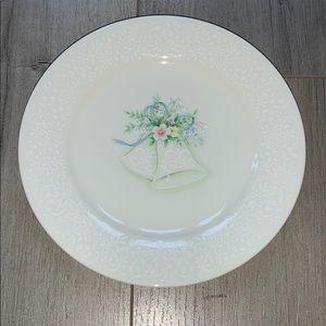 Vintage Bridesmaid Wedding Keepsake Plate